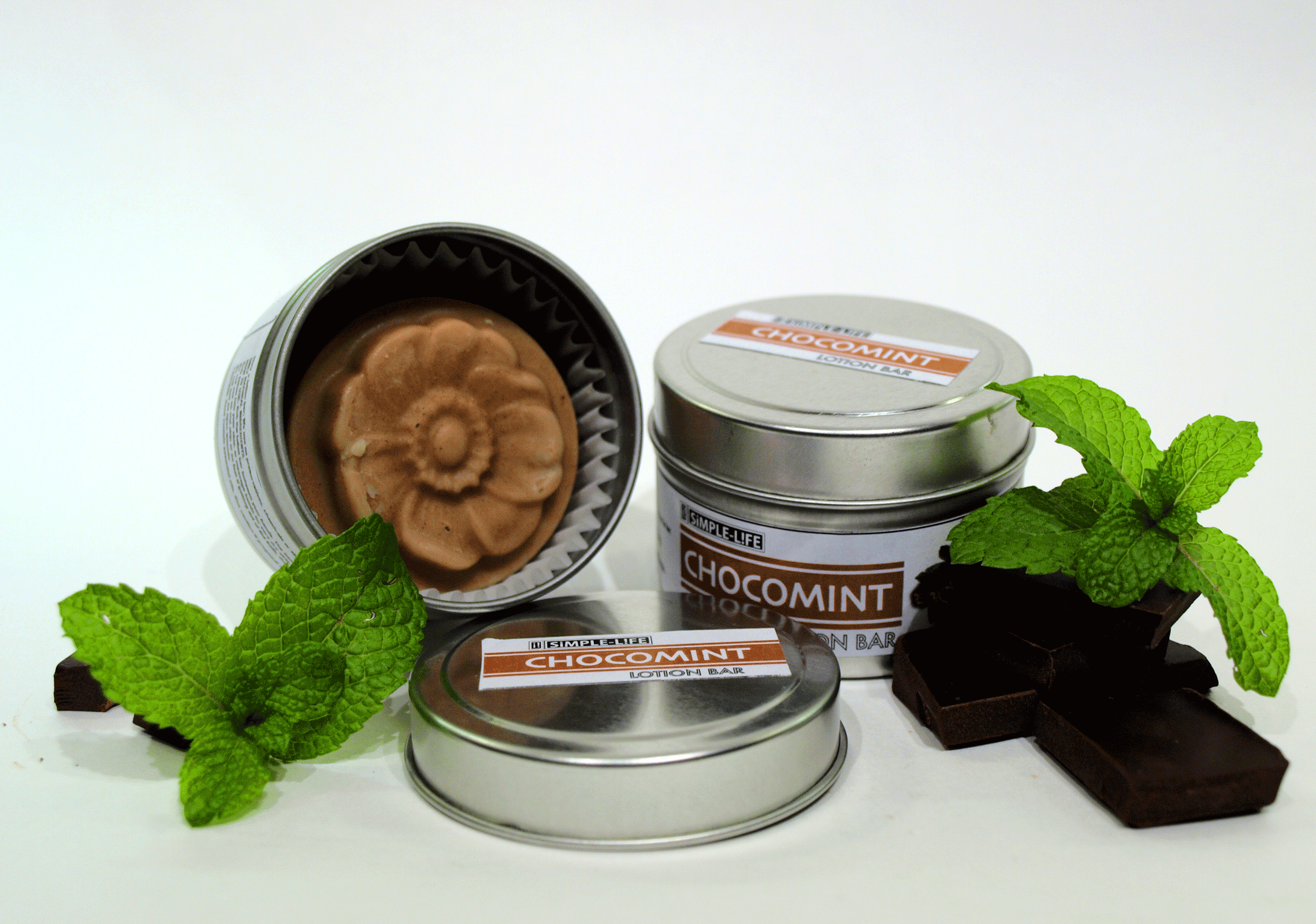 Chocomint Lotion Bars