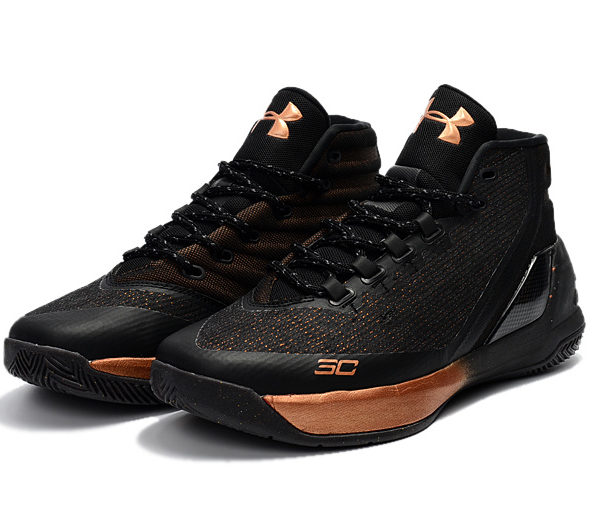 pretty nice 1c0e5 abc4e Under Armour Curry 3 bronze Men