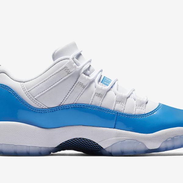 sports shoes 5f3c3 2d25d JORDAN RETRO 11 blue/white MEN