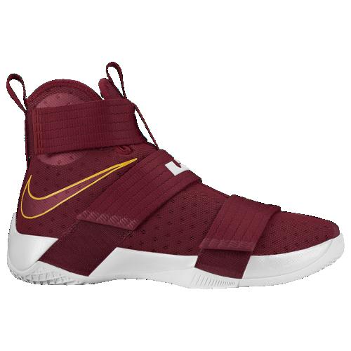 c0686f591ea4 Nike LeBron Soldier 10 maroon Men – refreshoe.com