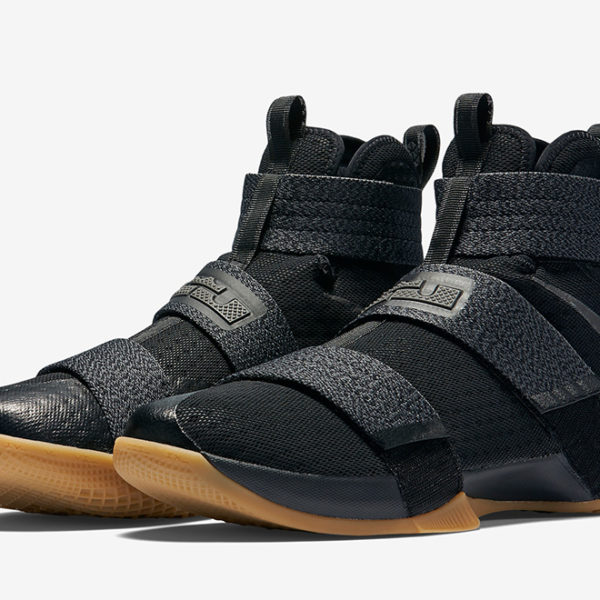 quality design 21e4d 2158b Nike LeBron Soldier 10 grey Men