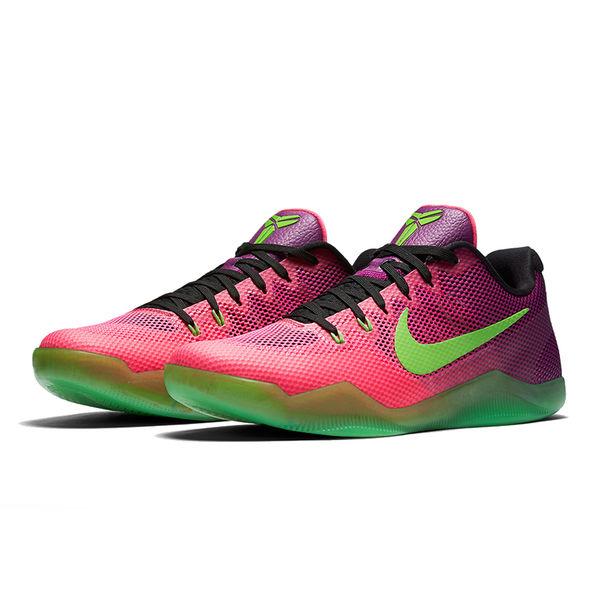 8ccbf0156f12 Nike Kobe 11 Low pink green Men – refreshoe.com